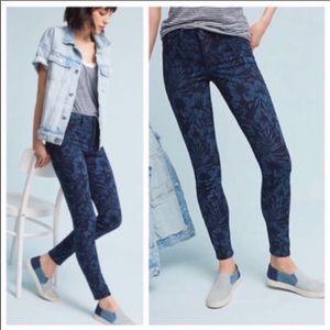 Anthropologie Level 99 Skinny Janice Jeans 25